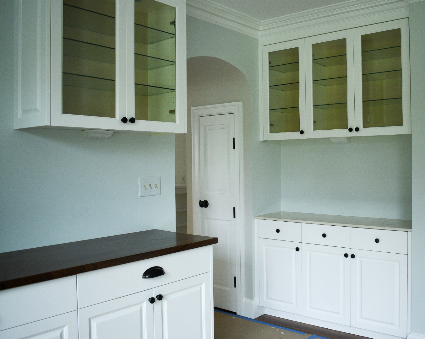 Kitchen Cabinet Refinishing And Painting Concord Ma H D F Painting